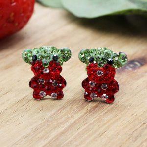 12 Teddy Erdbeere Paar EB0204-01035-00 5,95,-