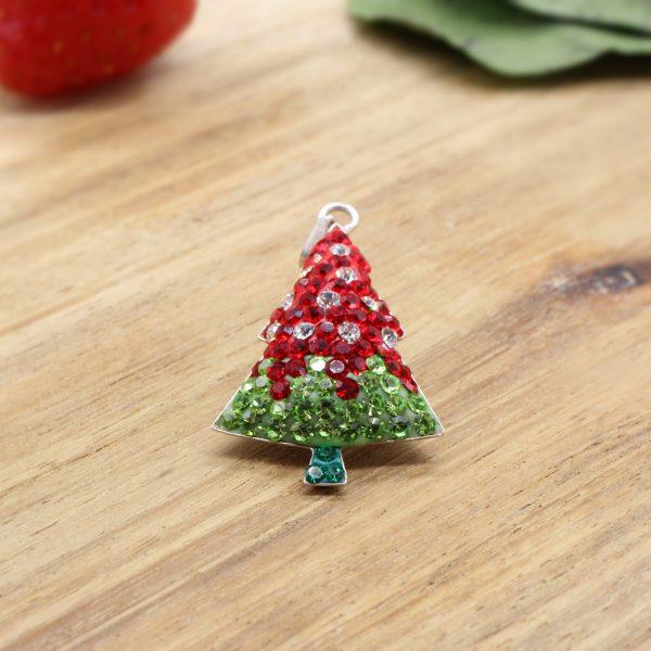 21 Anhänger Weihnachtsbaum Erdbeere EB0504-04835-00